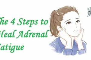 The 4 Steps to Heal Adrenal Fatigue
